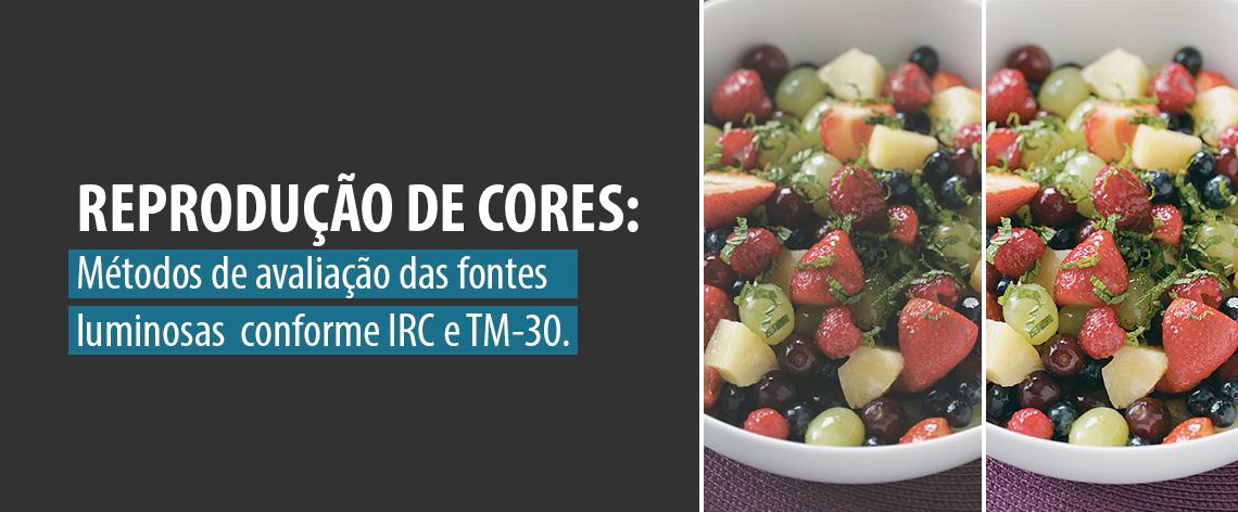 Reprodução de cores (IRC)