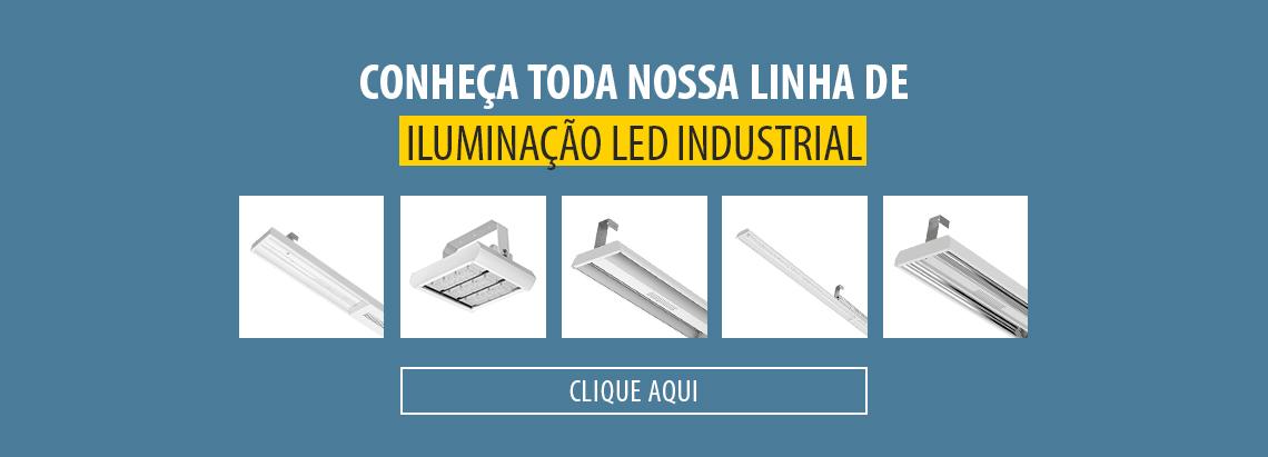 Iluminação LED Industrial Lumicenter