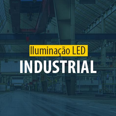 Iluminação LED Industrial