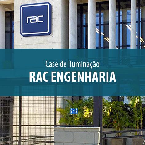 Obra 100% LED: RAC Engenharia