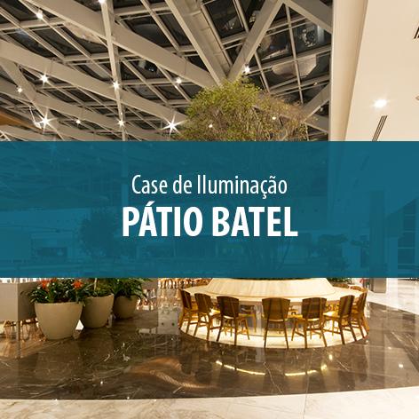 Obra 100% LED: Pátio Batel