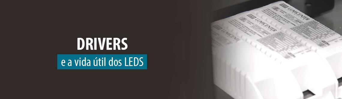 Lumicenter - Artigo - Drivres e a vida útil dos LEDS - Banner post
