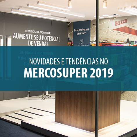 Lumicenter apresenta novidades e tendências na Mercosuper 2019