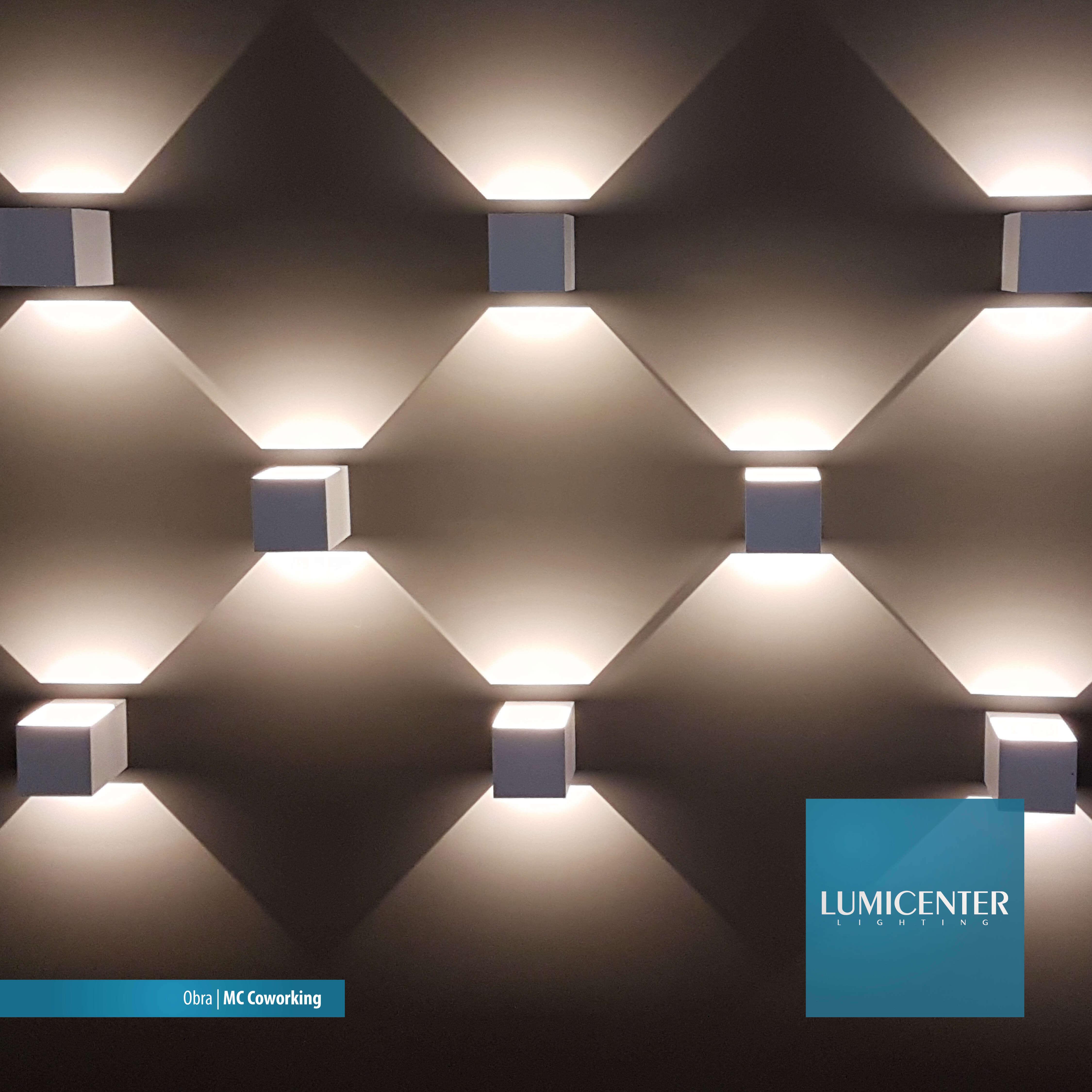 Case de Sucesso - Iluminação LED - Lumicenter Transforma a Iluminação do MC Office Coworking