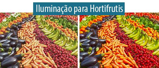 Lumicenter - Artigo - Iluminação para Destacar Produtos no Supermercado - Qual é a iluminação ideal para hortifrutis