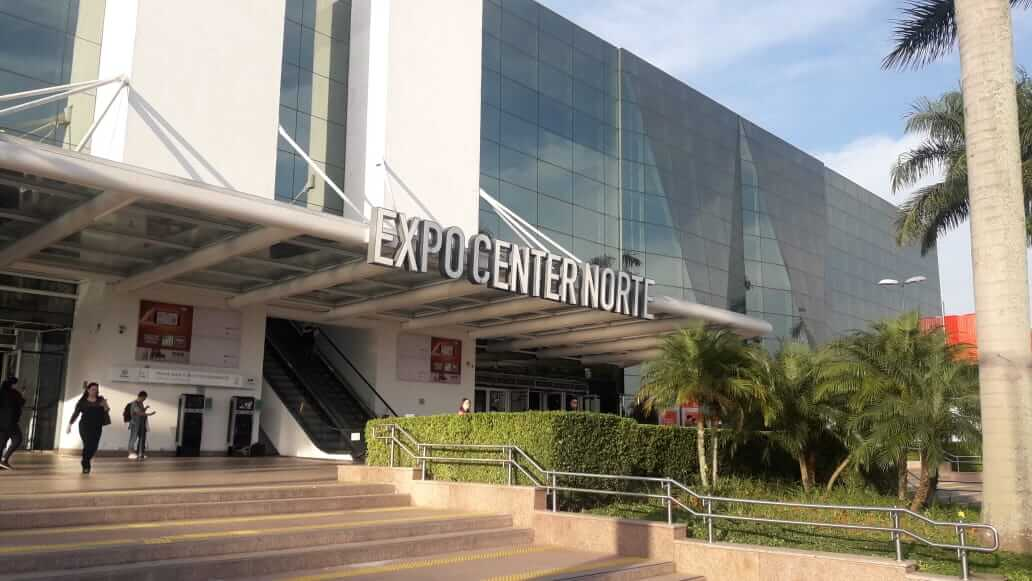 Expocenter Norte recebeu uma das maiores feiras do setor varejista