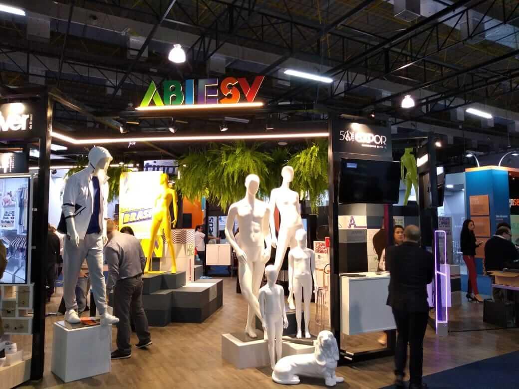 Mais de 2.000 participantes visitaram o espaço da ABIESV.