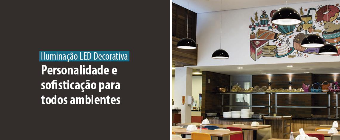 Lumicenter - Iluminação LED Decorativa - Personalidade e sofisticação para todos ambientes