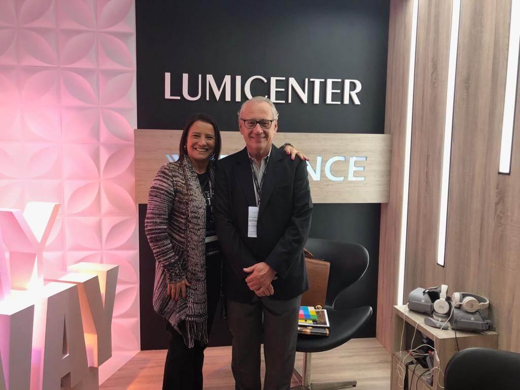 Melhores momentos da Lumicenter no LEDforum - Mingrone